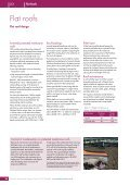 Flat Roofs - Knauf Insulation - Page 4