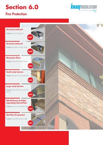 Fire Protection - Knauf Insulation