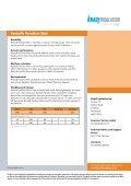 Datasheet - Rocksilk PyroDuct Slab - Knauf Insulation - Page 2