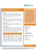 Earthwool® Acoustic Floor Slab and Earthwool ... - Knauf Insulation - Page 2