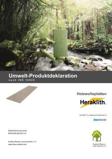 EPD-KNI-2012511-D - Institut Bauen und Umwelt