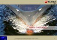 Paribus Ship Portfolio - AECON GmbH