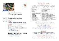 Programm - Kneippbund
