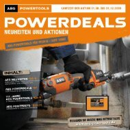 Akku - AEG Powertools