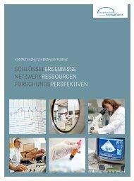 Imagebroschüre des Kompetenznetzes Herzinsuffizienz - KNHI