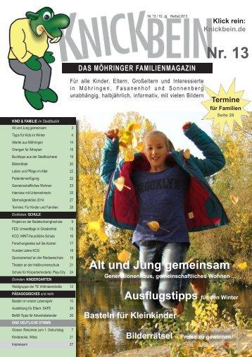 Ganzes Heft als PDF (5,1 MB) - Knickbein