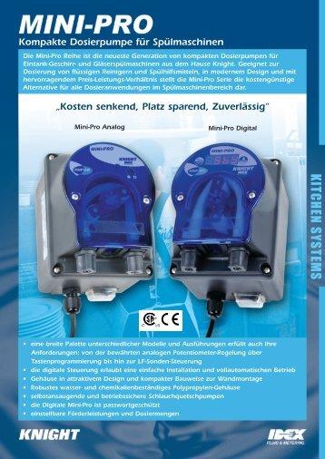 K ITC H EN S YS TEM S - Knighteurope.eu