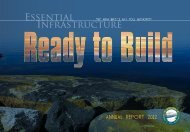 2012 AnnuAl RepoRt - Knik Arm Bridge and Toll Authority