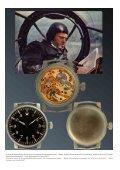Luftwaffen-Armbanduhr von Berg, Pforzheim mit zwei Form-Kalibern - Seite 3