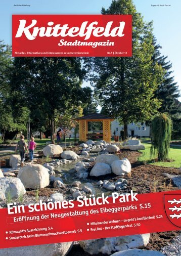 Stadtmagazin Oktober 2011 - Knittelfeld