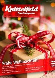 Stadtmagazin Dezember 2013 - Knittelfeld