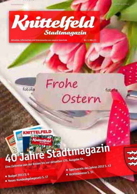 Stadtmagazin März 2013 - Knittelfeld