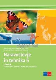 Naravoslovje in tehnika 5 - Knjigarna.com