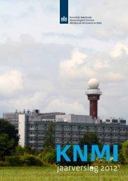 Jaarverslag 2012 (printversie) - KNMI