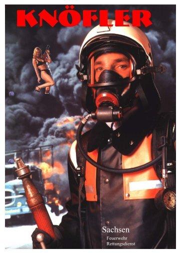 Deckblatt Bekleidung für Sachsen - Knöfler - Feuerschutz