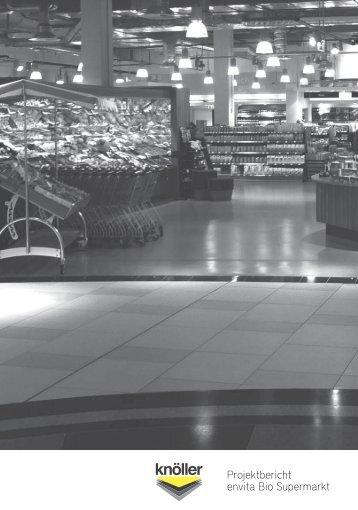 Projektbericht envita Bio Supermarkt