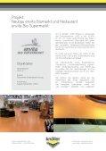 Projektbericht envita Bio Supermarkt - Seite 2