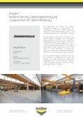 Projektbericht Jungheinrich - Seite 2