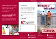Download Flyer KfW-Förderung (PDF) - Knoke