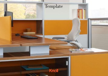 Template Brochure (1.08 MB) - Knoll