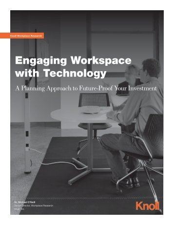 "DOWNLOAD ""Engaging Workspace with Technology"" - Knoll"
