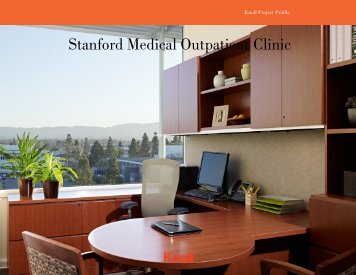 Stanford Medical Outpatient Clinic - Knoll