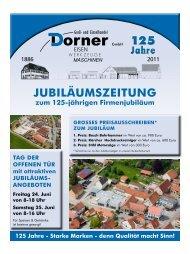 Jubiläumszeitung - look out   easycatalog