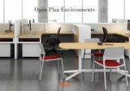 Open Plan Environments Brochure (2.1 MB) - Knoll