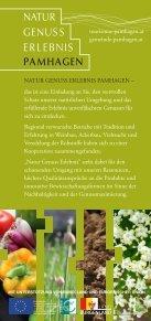 Folder Natur Genuss Erlebnis Pamhagen - Knollconsult - Page 2