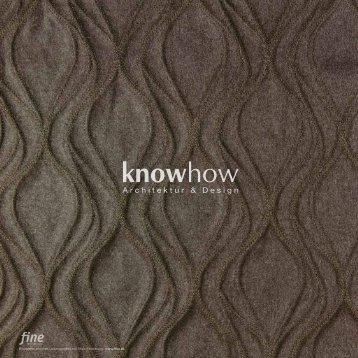 Architektur & Design - KnowHow News
