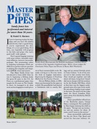 master of the pipes - Knowitall.org