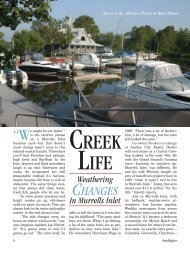Creek Life: Weathering the Changes in Murrell's Inlet - Knowitall.org