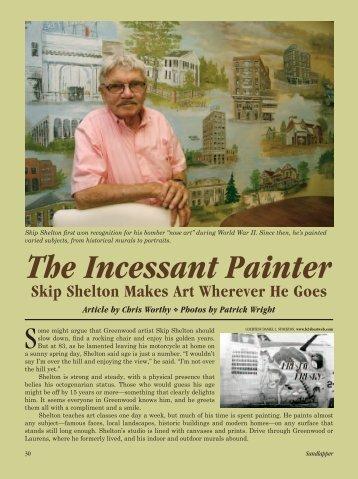 artist Skip Shelton - Knowitall.org