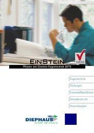 Einstein®-Fugentechnik - Diephaus