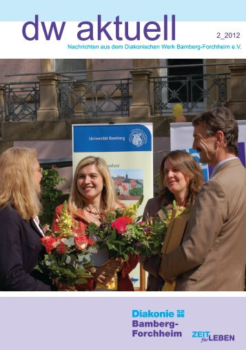 dw aktuell 2 2012 - Diakonisches Werk Bamberg - Forchheim ev