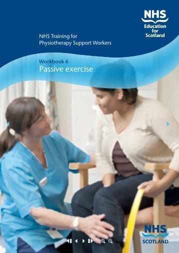 Workbook 6 Passive exercise