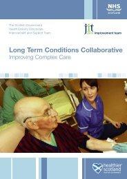 Improving Complex Care - Scottish Government