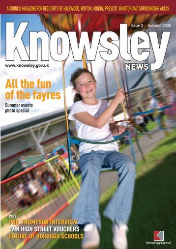 All the fun of the fayres - Knowsley Council