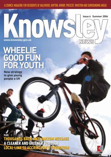 WHEELIE GOOD FUN FOR YOUTH WHEELIE ... - Knowsley Council