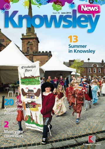 Summer in Knowsley - Knowsley Council