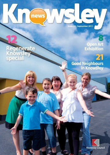 Regenerate Knowsley special - Knowsley Council