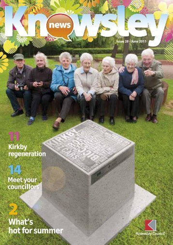 Part 1 (PDF, 8Mb) - Knowsley Council