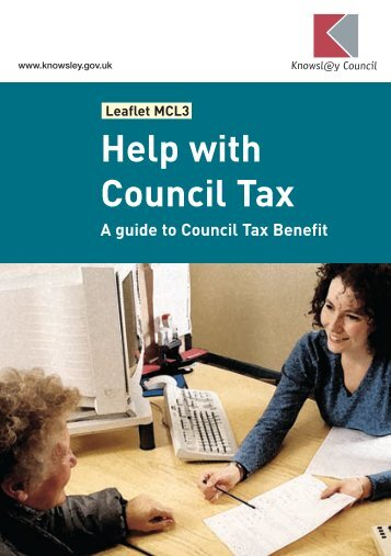 Help with Council Tax - Knowsley Council