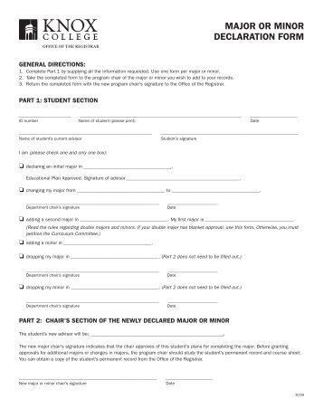 Milestone guide (including plans for graduation, declaration of ...