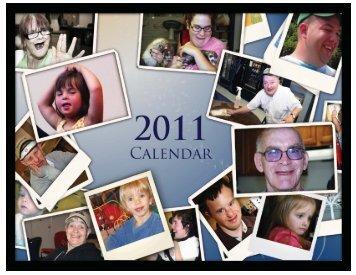 Calendar 2011 - Knox County Board of DD