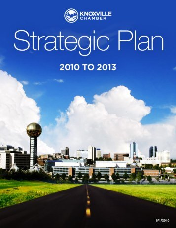 Table of Contents - Knoxville Chamber