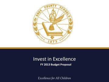 Invest in Excellence - Knoxville Chamber