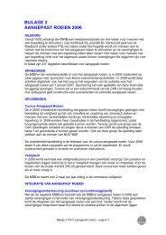 bijlage 2 aangepast roeien 2006