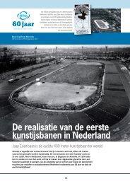 De realisatie van de eerste kunstijsbanen in Nederland - KNVvK ...