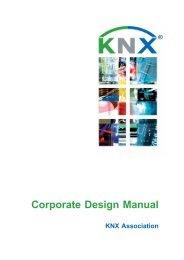 Corporate Design Manual - KNX